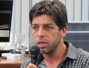 Juninho julgamento (Foto: Gustavo Rotstein / Globoesporte.com)