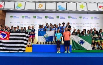 Confira as medalhistas dos torneios femininos nas modalidades coletivas