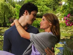 Miguel e Luciana (Foto: Viver a Vida/TV Globo)