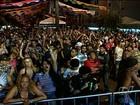 Dez mil foliões aproveitam o carnaval em ritmo de axé de Goianésia (GO)