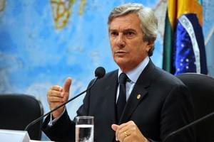 Fernando Collor, senador (PTB / AL) (Foto: Antonio Cruz / ABr)