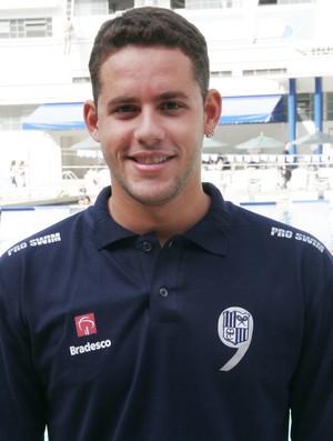 Thiago Pereira está de volta ao Minas (Foto: Acervo / Minas Tênis)