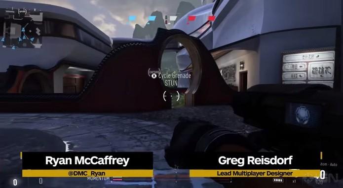 Momentum é o novo modo de jogo do game para multiplayer (Foto: Reprodução / IGN)