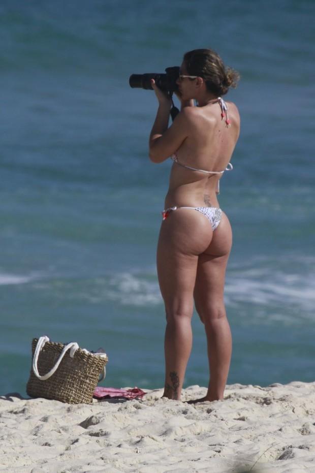 Juliana Camatti (Foto: Dilson Silva/Ag News)