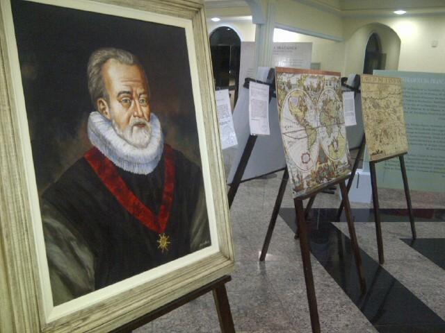 Exposição fica aberta até dia 3 de setembro, no Museu de Arte Sacra de Bragança (Foto: Sidney Pereira/TV Mirante)