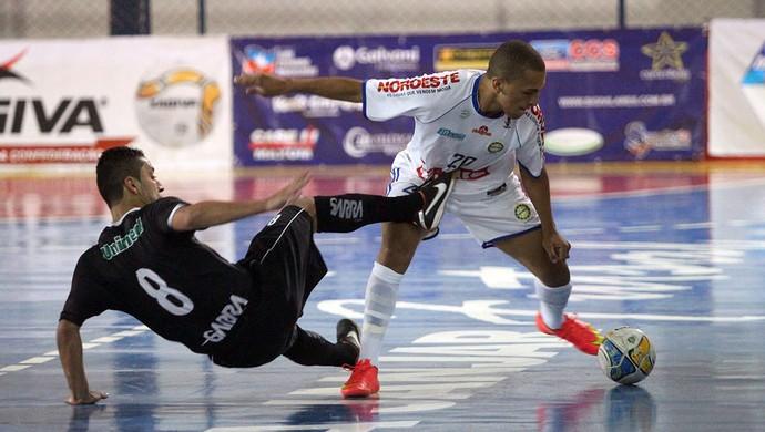 central de futsal - Liga Nordeste 2014 (Foto: Divulgação / CBFS)