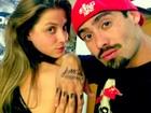 Angela Sousa comemora três meses com ex-BBB Yuri e se declara