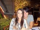 Filho de Zezé Di Camargo sobre noivado: 'Certeza do que quero'