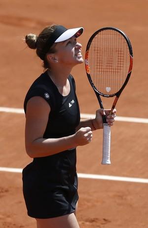 Simona Halep, Roland Garros 2015 (Foto: Reuters)