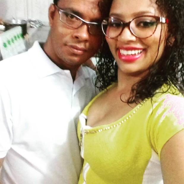 Joceli Carvalho, irmã de Stefhany Absoluta (Foto: Reprodução /Facebook)