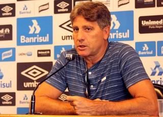 Renato Gaúcho Grêmio (Foto: Eduardo Deconto/GloboEsporte.com)