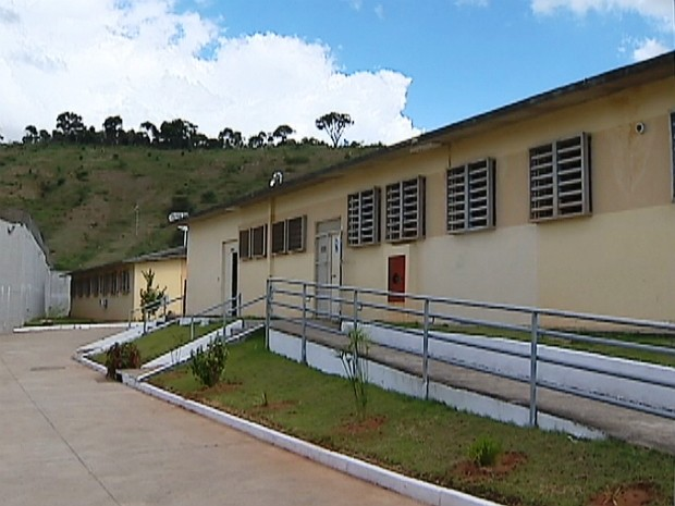 Centro socioeducativo Juiz de Fora (Foto: Reprodução/TV Integração)