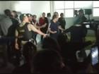 Prefeito é hostilizado durante inauguração de UPA no Sul de Minas