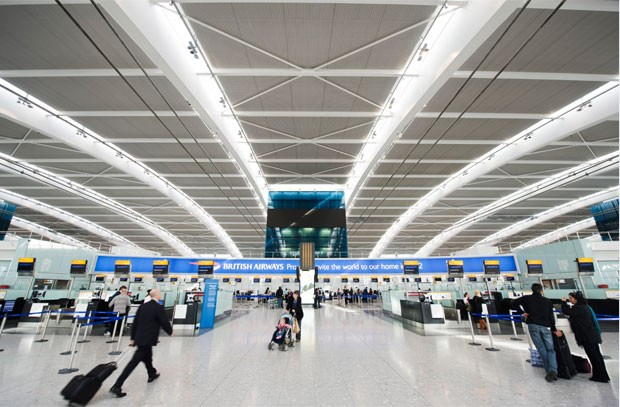 Aeroporto de Heathrow (Foto: Christian Kober/ AWL Images/Getty Images)