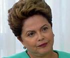 Economia vai depender dos EUA, diz Dilma (Reprodução/TV Globo)