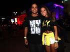 Bernardo Mesquita apresenta nova namorada: 'Tem menos de um mês'