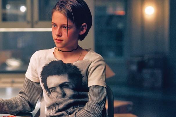 'O Quarto do Pânico' é um dos primeiros filmes de Kristen Stewart, a Bella da 'Saga Crepúsculo' (Foto: Divulgação)