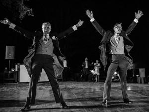 690Mistura Com Rodaika casamento homoafetivo João Rafael e Lúcio dicas (Foto: Diane Stredicke/Divulgação)