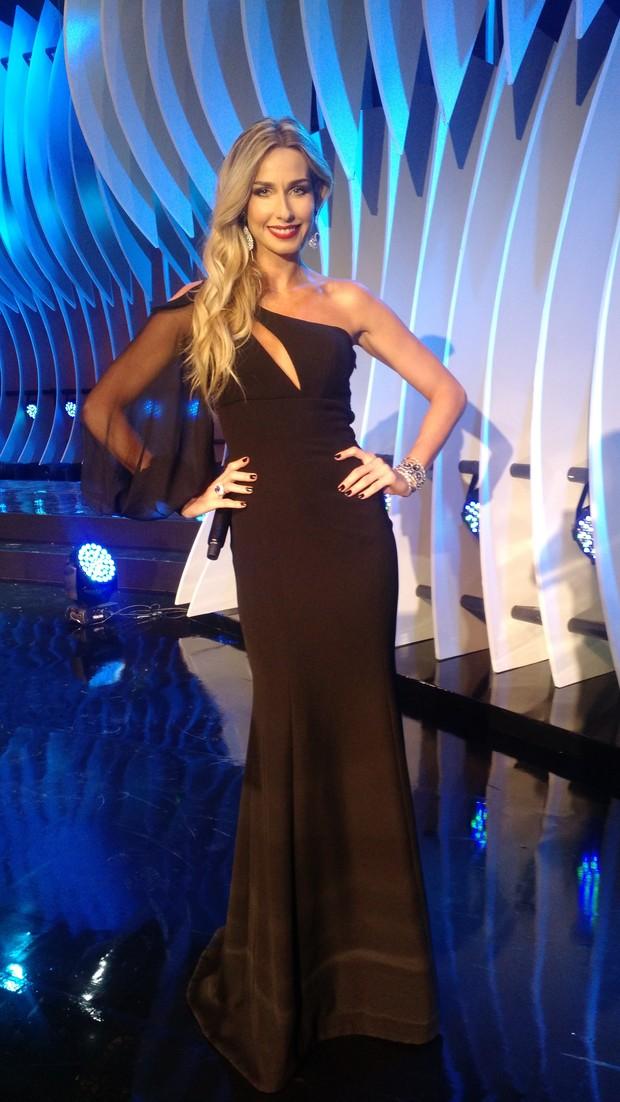 Mariana Weickert na final do Miss Brasil 2015 (Foto: Divulgação)