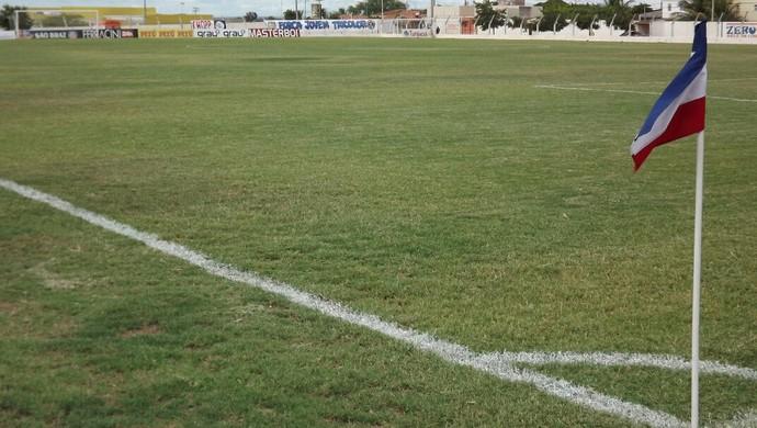 Estádio Vianão (Foto: Romário Silva / Ascom Afogados)