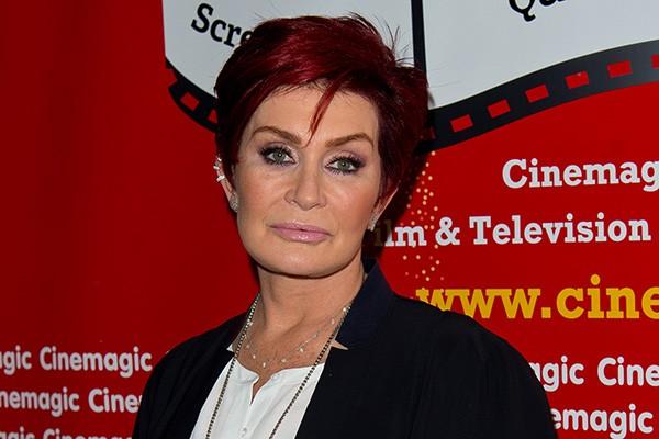 Sharon Osbourne admitiu ter cortado os pulsos para provar seu amor ao marido, Ozzy Osbourne. Ela ainda tem as cicatrizes do incidente. (Foto: Getty Images)