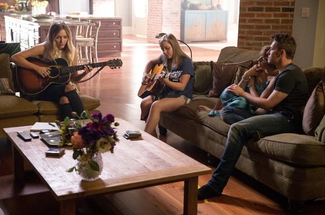 Cena de 'Nashville' (Foto: Reprodução)