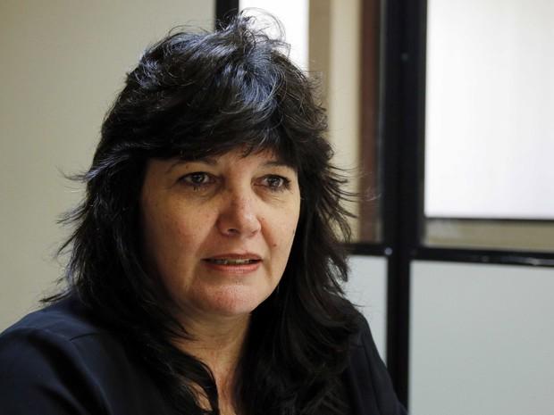 Cibelle Sete Câmara, diretora do Disque Denúncia 181 (Foto: Divulgação / Agência Pará)