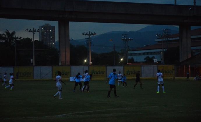 São José futebol feminino x Estudiantes (Foto: Tião Martins/PMSJC)