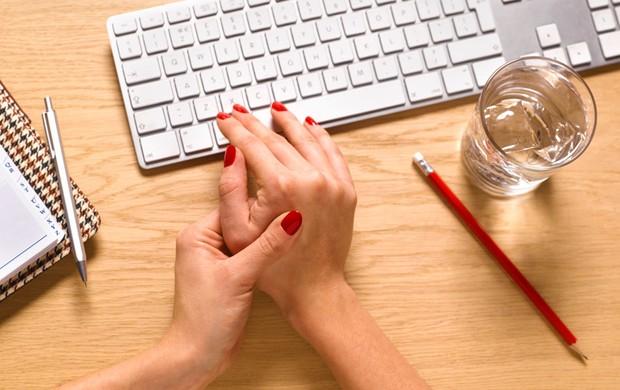 Mãos artrose eu atleta (Foto: Agência Getty Images)
