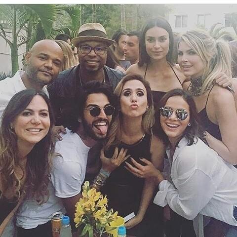 Festa de Tatá Werneck (Foto: Instagram / Reprodução)