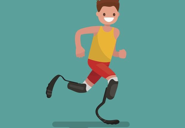 Tecnologia nos Jogos Paralímpicos (Foto: Thinkstock)