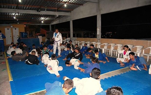 Jiu-jítsu, Amazonas (Foto: Divulgação Polícia Civil)