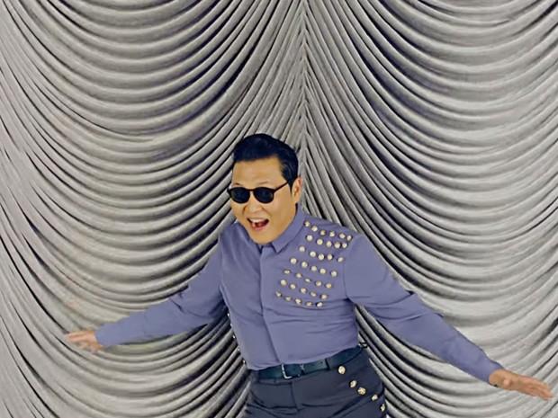 Clipe de 'Napal Baji', do Psy (Foto: Divulgação)