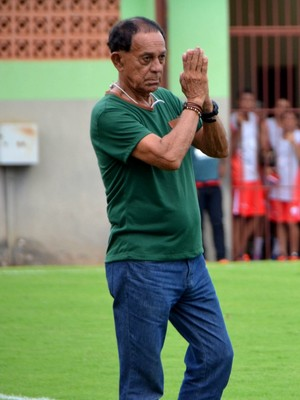 Marcelo Altino, técnico do Humaitá (Foto: Nathacha Albuquerque)