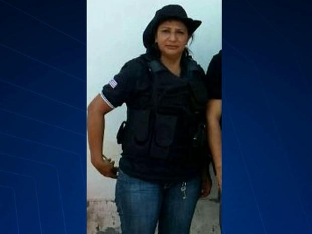 Iran Santos tinha 51 anos e estava há 30 anos na polícia no Maranhão (Foto: Reprodução/TV Mirante)