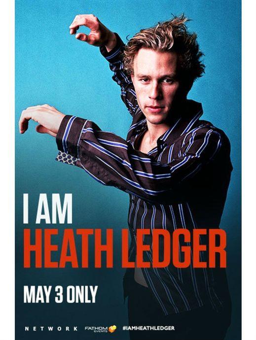 Cartaz de I am Heath Ledger (Foto: Divulgação)