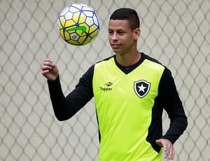 Fernandes, Botafogo (Foto: Vitor Silva/SSPress/Botafogo)