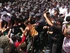 Polícia dissolve protesto na capital da Armênia e prende manifestantes