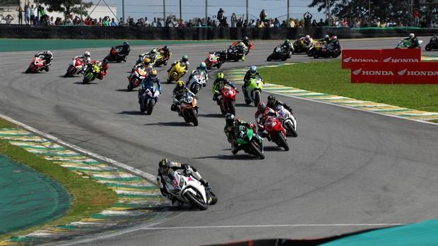 Superbike Series Brasil em Interlagos (Foto: Divulgação)