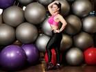 Vivi Araújo exibe cintura em aula de dança: '64 cm, mas quero perder 2 kg'