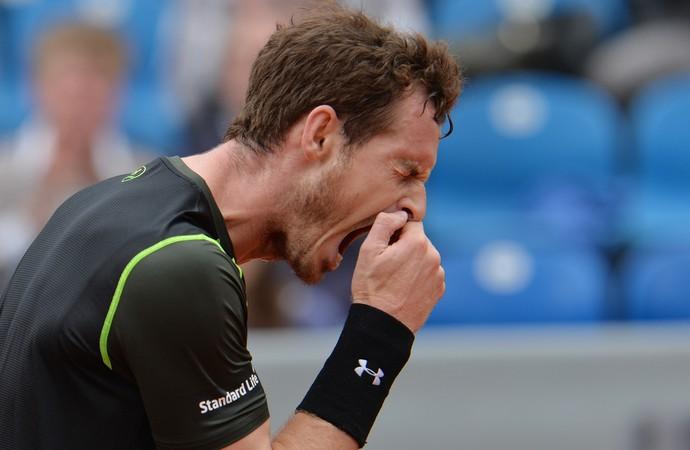 Andy Murray  campeão atp munique (Foto: AP)