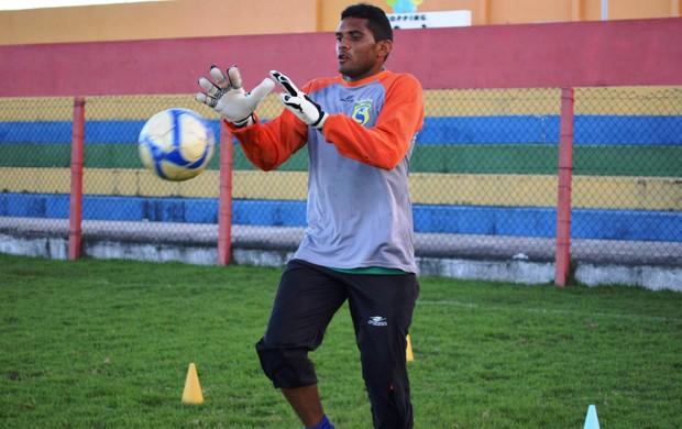 Rudson disputou o estadual pelo São Domingos (Foto: Felipe Martins/GLOBOESPORTE.COM)