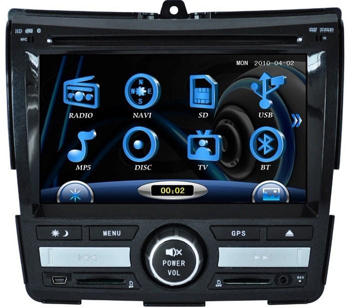 Quase todos os aparelhos de DVD e vídeo para carros vem com GPS nos dias de hoje (Foto: Divulgação)