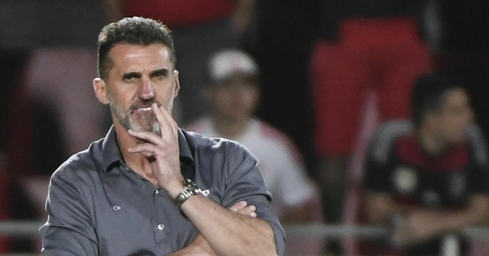 Vagner Mancini comandou a Chapecoense e o Cruzeiro nas goleadas (Foto: André Fabiano/Código19/Estadão Conteúdo)