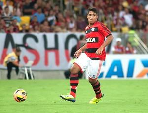 Digão Flamengo e Goias (Foto: Alexandre Vidal / Fla Imagem)