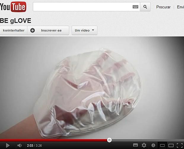 Luva (Foto: YouTube/Reprodução)