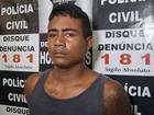 Suspeito de matar dois rapazes a pedradas é preso em Maceió