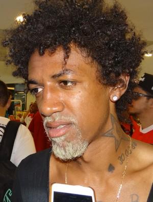 Roger gaucho CRB pograma Sócio (Foto: Estéfane Padilha/GloboEsporte.com)