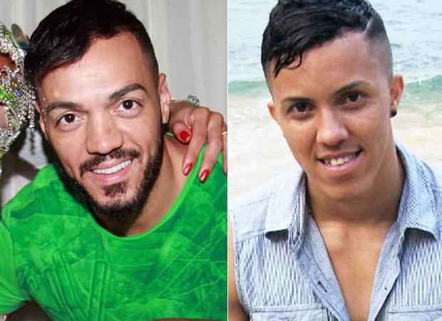 Belo e Dudu Silva (Foto: Celso Tavares/ EGO - Div)