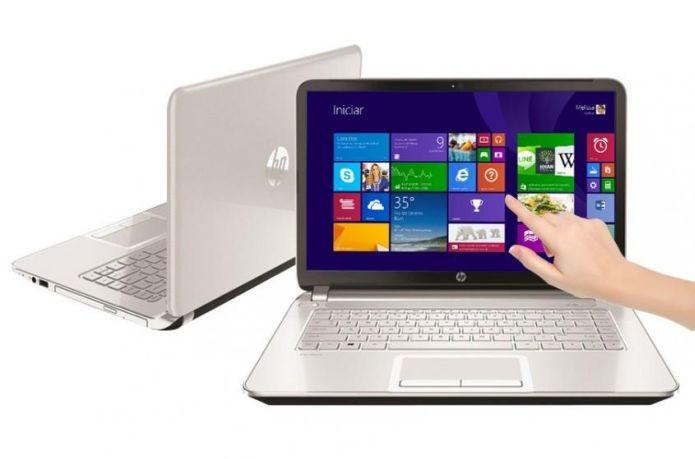 Este é o ultrabook para quem gosta de um bom design, da HP (Foto: Divulgação)